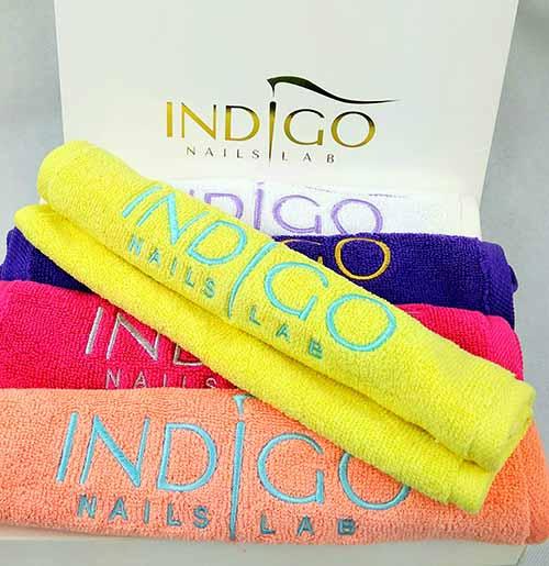 Πετσέτες Indigo Logo
