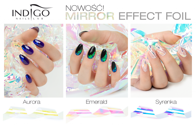 Mirror Effects Foils