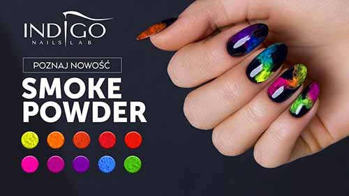 Pigment Smoke Powder