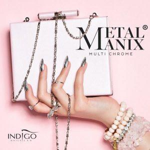 Metal Manix® Multi Chrome (Mirror)